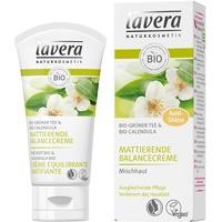 Lavera Bio-Grüner Tee & Bio-Calendula Mattierende Balancecreme 50 ml