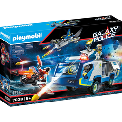 Playmobil Galaxy Police-Truck, Playmobil