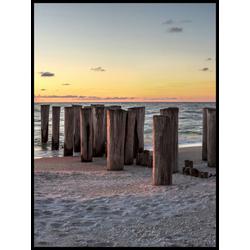 Poster BEACH FEELING(BH 30x40 cm)