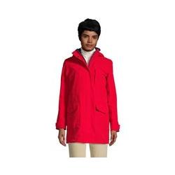 Leichte Regenjacke SQUALL - M - Rot