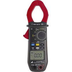 Gossen Metrawatt METRACLIP 86 Stromzange, Hand-Multimeter digital CAT III 1000 V, CAT IV 600V Anzeig