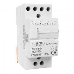 XBS Trafo Klingeltrafo Klingeltransformator Transformator 230V zu 8V 12V 24V 5931