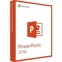 Microsoft PowerPoint 2016 ESD ML Win