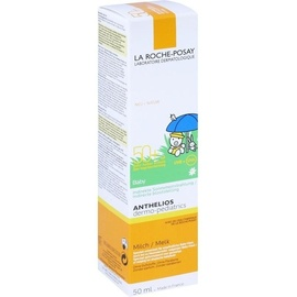 La Roche-Posay Anthelios Dermo-Kids Baby Milch LSF 50+ 50 ml