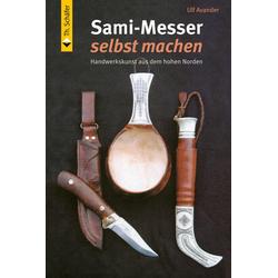 Sami-Messer selbst machen als Buch von Ulf Avander