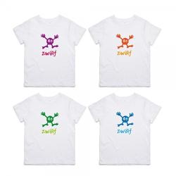 """Kinder T-Shirt zum 12. Geburtstag """"zwölf"""""""