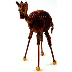 Guru-Shop Dekofigur Wackelkopf Tier, Wackeltier - Giraffe 2