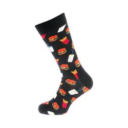 Happy Socks Socken 1er Pack Hamburger Sock Socken 36-40