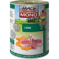 MAC's Sensitive Lamm & Karotten 6 x 400 g