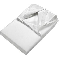 Matratzenauflage Frottee Matratzenschutz, SETEX, Materialmix 90 cm x 200 cm