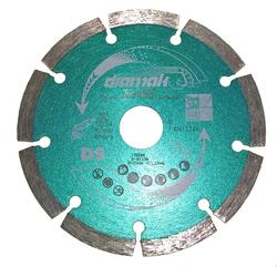 MAKIA Diamanttrennscheibe Diamanttrennscheibe Makita 125mm D-61139 (P-45761), Ø 23 in mm, (1-tlg), 6650 umdr/min