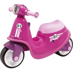 BIG Classic Scooter Girlie Laufrad Rosa