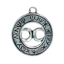 Adelia´s Amulett Siegel der Hexerei, Melachem Amulett - Segen und gutes Schicksal