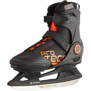 Tecnopro Herren Phoenix M 2.0 Feldhockeyschuhe, Schwarz (Black/Orange 900), 40 EU