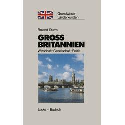 Großbritannien als Buch von Roland Sturm