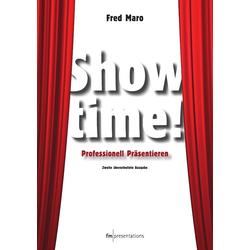 Showtime als Buch von Fred Maro