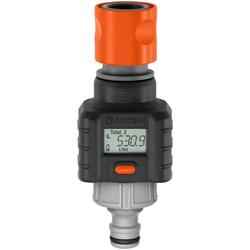 GARDENA Wasserzähler 08188-20, mit 4 Funktionen