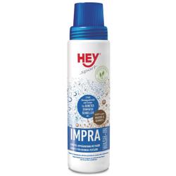 HEY-SPORT Impra-Wash-IN Imprägnierer, Einspül-Imprägnierung mit Faserschutz, 250 ml - Flasche
