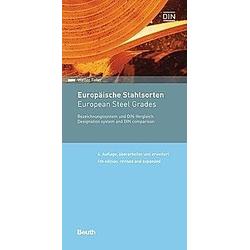 Europäische Stahlsorten. Walter Tirler  - Buch