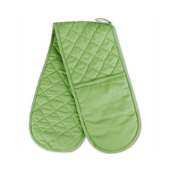Pro Home Topfhandschuhe, (1-tlg), Topfhandschuhe, Ofenhandschuhe, Grillhandschuhe grün