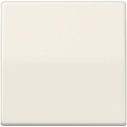 Jung 1fach Abdeckung Abdeckung Creme-Weiß ABAS591
