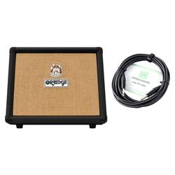 Orange Crush Acoustic 30 Black Akustikverstärker Set