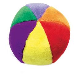 Karlie Hundespielzeug Plüschspielzeug Ball, Durchmesser: 14 cm