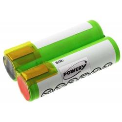 Powery Akku für Kraftwerk LED-Handlampe 32002, 7,4V, Li-Ion