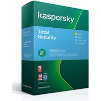 Kaspersky Lab Total Security 2020 3 Geräte PKC DE Win Mac Android iOS