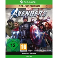 Marvel's Avengers Deluxe Edition Xbox One