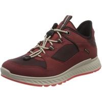 ECCO Exostride W Low GTX TEX Sneaker rot 37