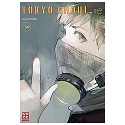 Tokyo Ghoul:re Bd.14. Sui Ishida  - Buch