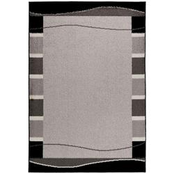 Teppich Medusa 1740, Sehrazat, rechteckig, Höhe 9 mm, Kurzflor grau 200 cm x 280 cm x 9 mm