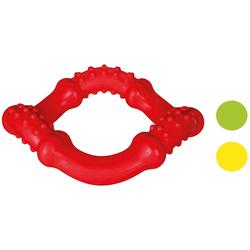 TRIXIE Kauspielzeug Ring, gewellt, 15 cm Durchmesser