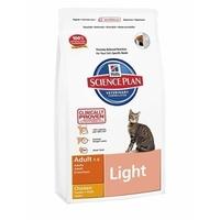 Hill's Science Plan Feline Adult Light Huhn 10 kg