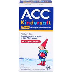 ACC Kindersaft 100 ml