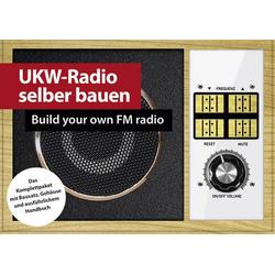 Franzis Verlag 65261 UKW-Retroradio zelfbouw Retro-Radio ab 14 Jahre