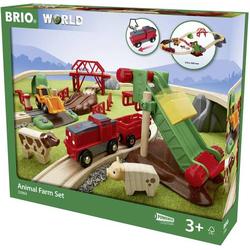Brio Groß. Bahn Bauernhof-Set 63398400