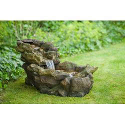 Ubbink Gartenbrunnen Aspen, 105 cm Breite