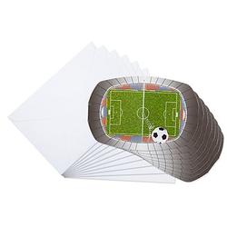 Einladung Fußball
