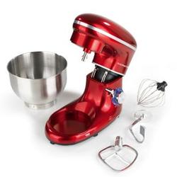 GOURMETmaxx Küchenmaschine 1500W rot