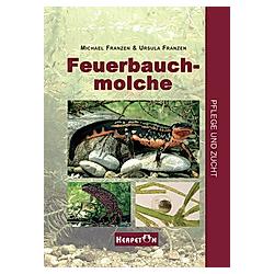 Feuerbauchmolche. Michael Franzen  Ursula Franzen  - Buch