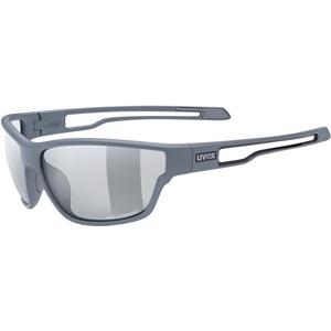 UVEX Sportstyle 806 Variomatic Brille grey matt/smoke 2021 Brillen & Goggles