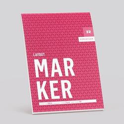 RÖMERTURM Skizzenblock MARKER