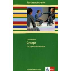 Creeps: Buch von Lutz Hübner