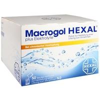 Hexal Macrogol Hexal plus Elektrolyte 50 St.