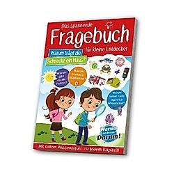 Das spannende Fragebuch für kleine Entdecker - Buch