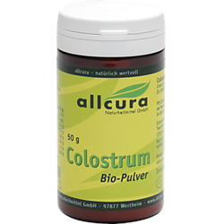 Colostrum Pulver kbA 50 g