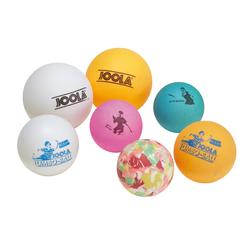 JOOLA® Tischtennisbälle 3/2/2 Set