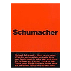 Michael Schumacher. Michael Schumacher  - Buch